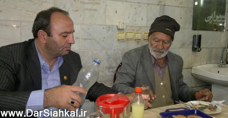 صفر نعیمی نماینده مردم آستارا در مجلس