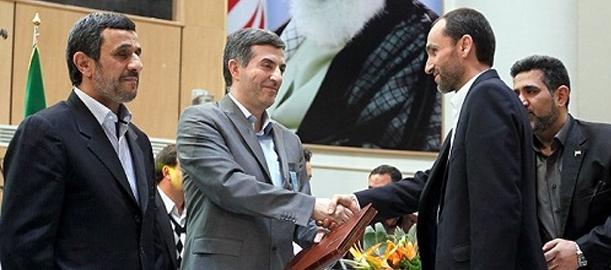 مشایی بقایی احمدی نژاد