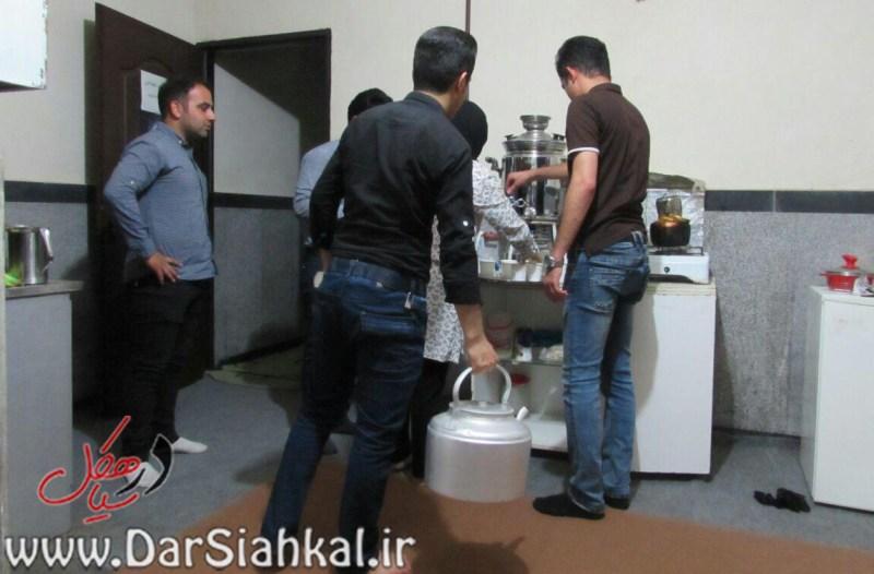 افطاری ساده سیاهکل (۴)