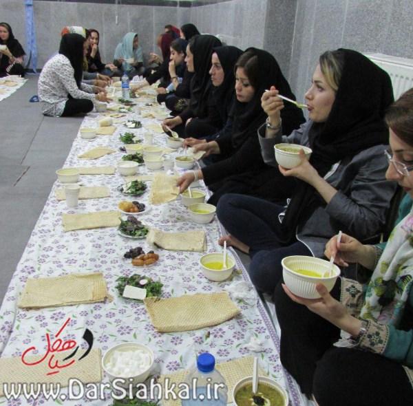 افطاری ساده سیاهکل (۷)