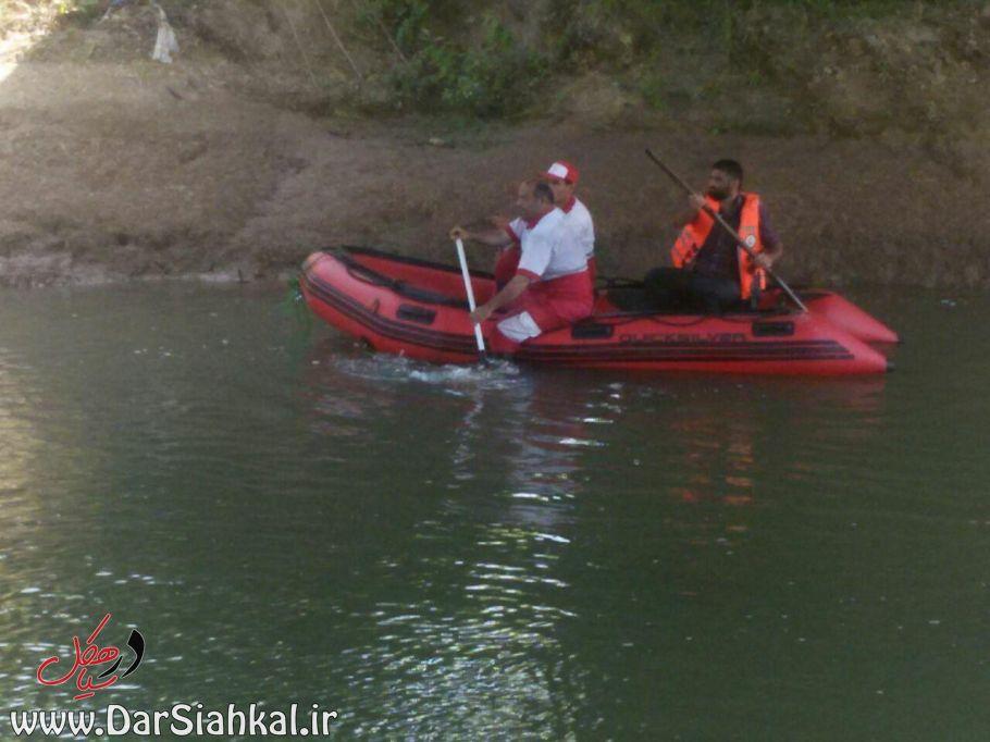 تجسس پیدا کردن مرد غرق شده در دیسام (۱۱)