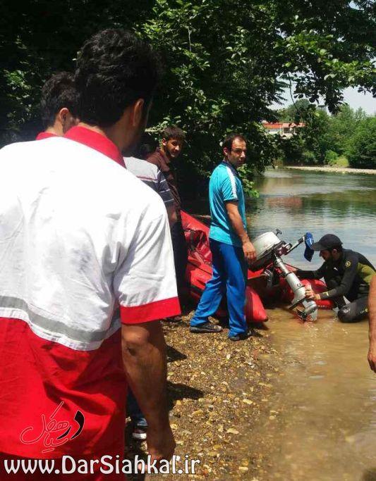 تجسس پیدا کردن مرد غرق شده در دیسام (۱۳)