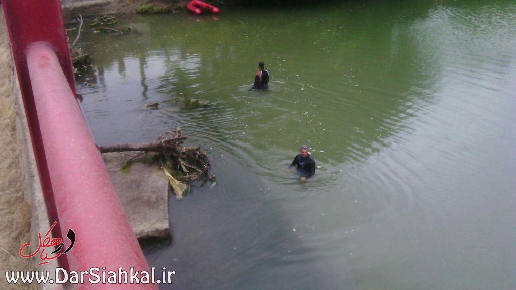 تجسس پیدا کردن مرد غرق شده در دیسام (۱۶)