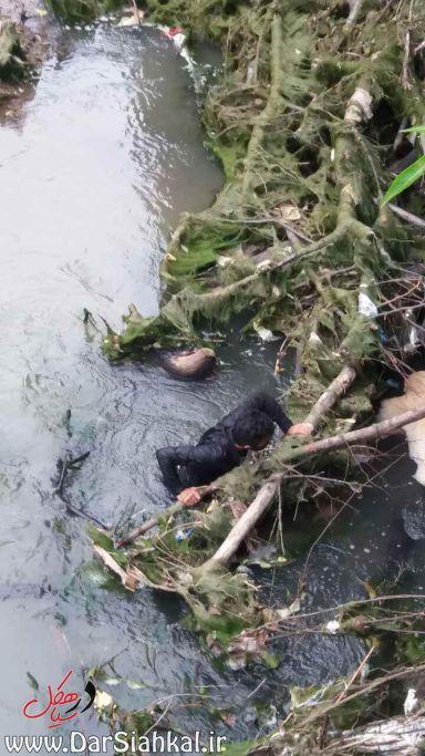 تجسس پیدا کردن مرد غرق شده در دیسام (۱۷)