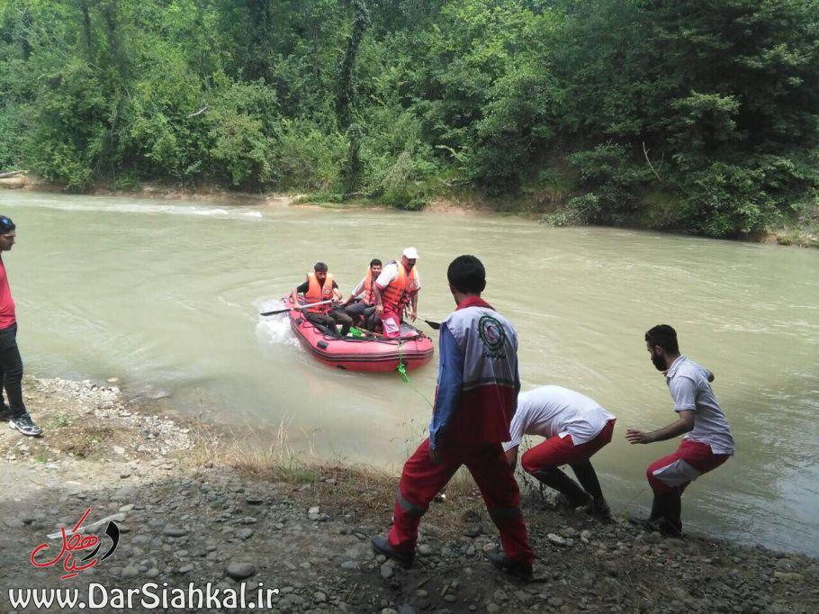 تجسس پیدا کردن مرد غرق شده در دیسام (۲۱)