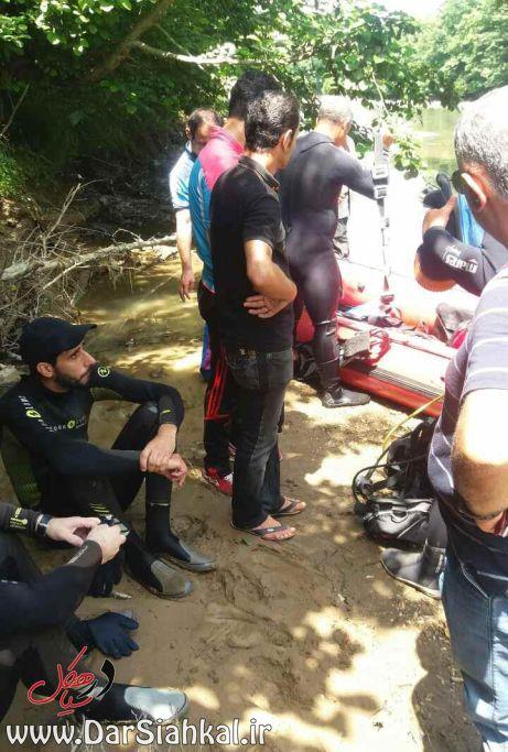 تجسس پیدا کردن مرد غرق شده در دیسام (۲۵)