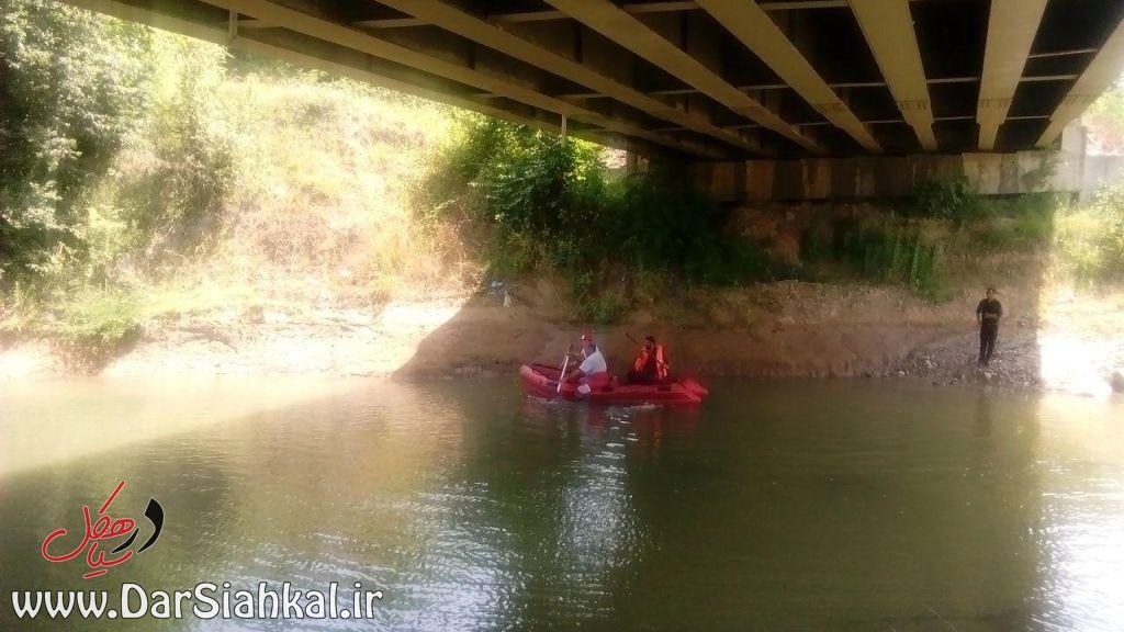 تجسس پیدا کردن مرد غرق شده در دیسام (۷)