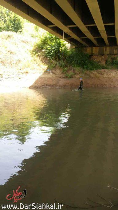 تجسس پیدا کردن مرد غرق شده در دیسام (۹)
