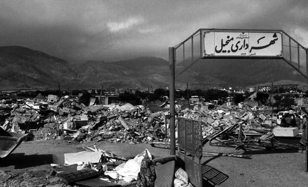 زمین لرزه زلزله رودبار (۱۱)