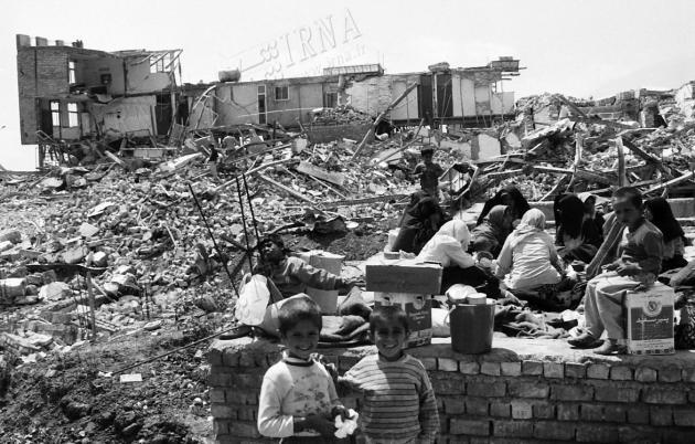 زمین لرزه زلزله رودبار (۱۲)