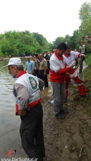 پیدا شدن مردم غرق شده (۹)