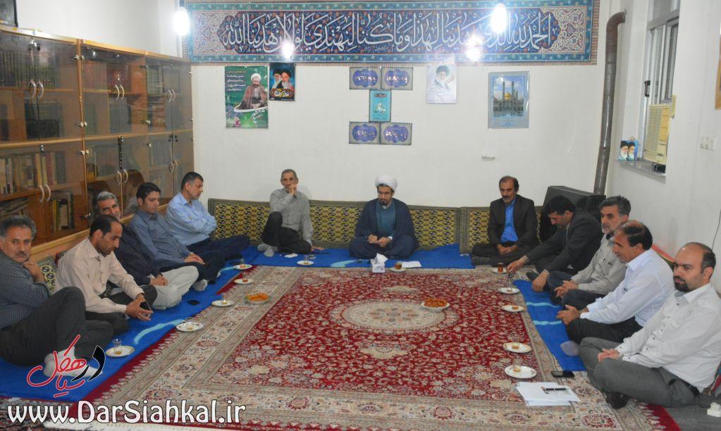 کاندیداهای معترض شورای شهر سیاهکل (۱)