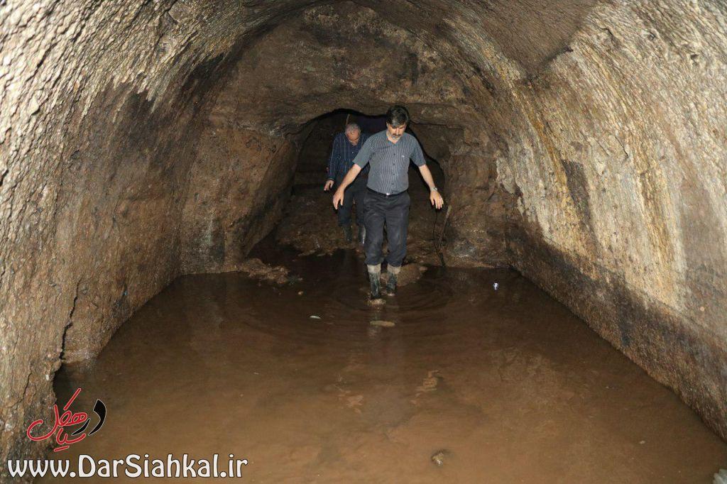 غار دستکند میکال (۸)
