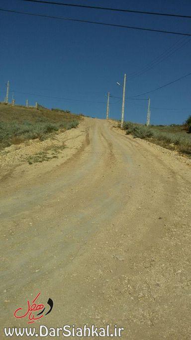 جاده آسفالت خاکی (۶)