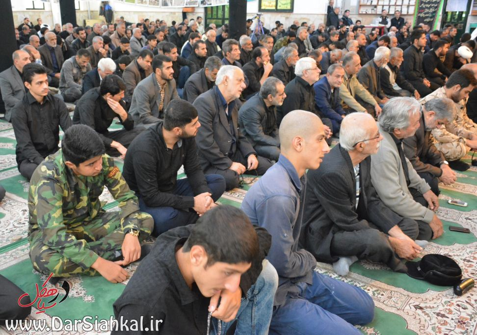 نماز جمعه سیاهکل (۳)
