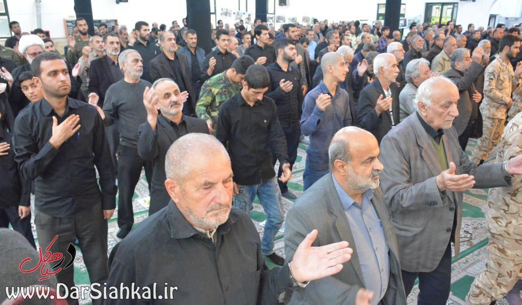 نماز جمعه سیاهکل (۶)