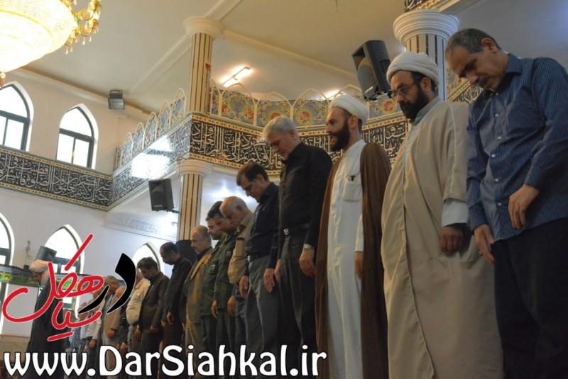 نماز جمعه سیاهکل (۱۳)