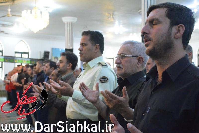 نماز جمعه سیاهکل (۱۵)