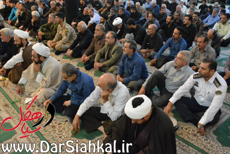 نماز جمعه سیاهکل (۲)