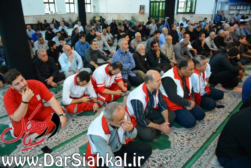 نماز جمعه سیاهکل (۴)