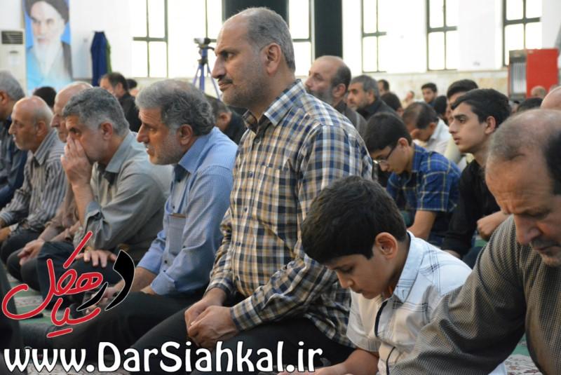 نماز جمعه سیاهکل (۷)
