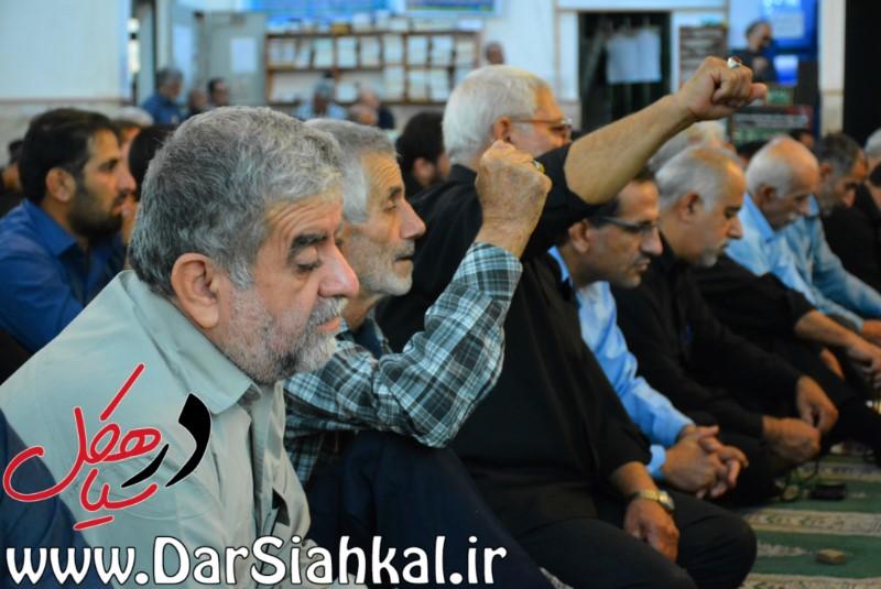 نماز جمعه سیاهکل (۹)